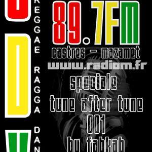 émission du 15 juin 2012 - tune after tune 001 by fabkab