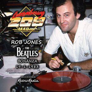 Rob Jones - Beatles Bonanza - Radio Luxembourg - 19-1-1983