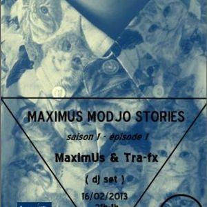 Achtung!! Tra-Fx 2nd Dj Set at Maximus'Modjo story1