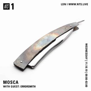 Mosca & Errorsmith - 11th September 2019