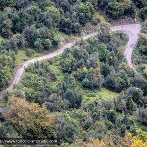 Camino del Cid, Angliru en bici vs corriendo, método Jacobson