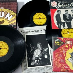 Sun Records Story on Big River with DJ Butter