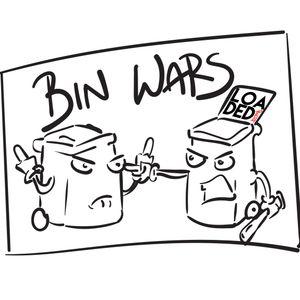 Ep 37 Bin Wars