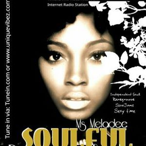MS MELADEE Soulful rare groove Sundays 22 MAY 2016