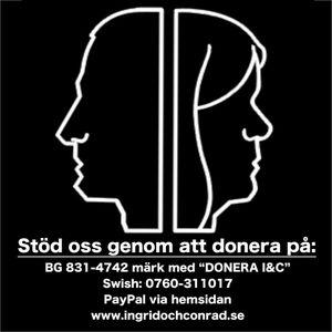 Nyheter med Ingrid och Conrad 13/7