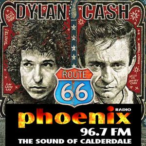 Route 66 - Show 32 - Dylan and the Man in Black
