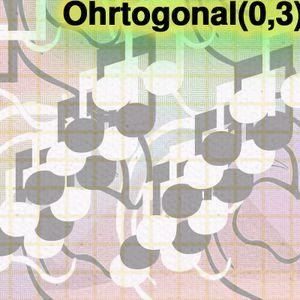 Ohrtogonal(0,3) A