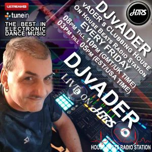 HBRS PRESENTS : vADERs Clubbing House @ HBRS 14.09.2018 (DJ Live Set)