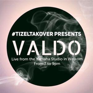 #TizelTakeOver in Welkom with Valdo