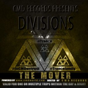 CMD Records presents Divisions - The Mover  (Chapter 2)