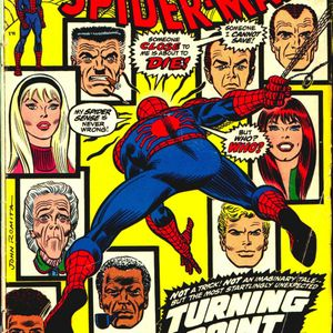 U75GMCP#01: Death of Gwen Stacy with Lex Pendragon, and series wrap with Lex and Jon M. Wilson