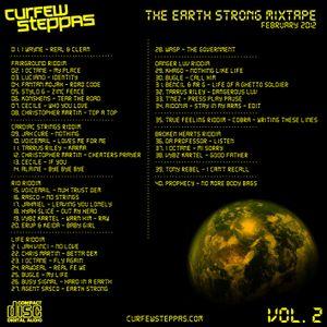 Curfew Steppas - Earth Strong - The Fyah Vibes Mixtape - Vol 2