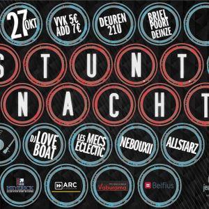 DJ-set @ Stuntnacht 2012