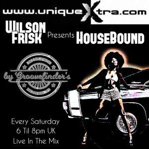 HouseBound Saturday 9th June 2018