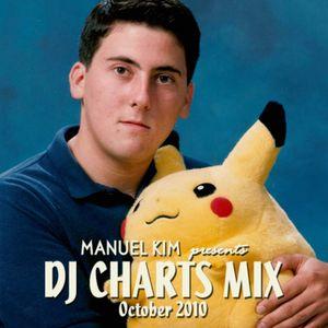 Manuel Kim DJ Charts October 2010