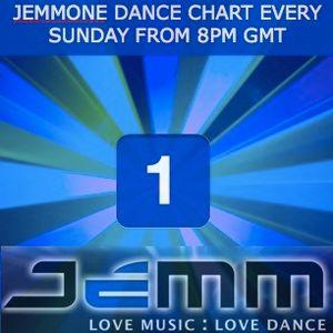 Jemm1 Dance Chart - 7 December 2013