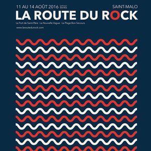 Emission Canal B : La Route Du Rock avec François Floret et Alban Coutoux