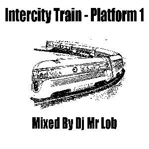 Intercity Train Platform 1