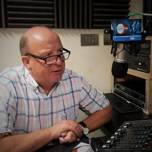 Faversham Natters with Roy Campbell - 30th July 2018