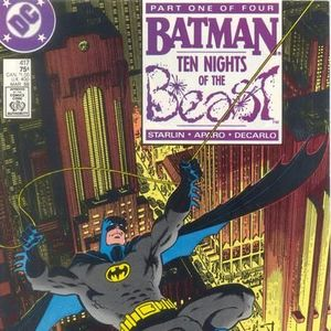 50 - Batman #417 - The First Appearance of the KGBeast