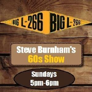 Steve Burnham's 60's Show - 18th August