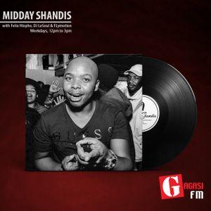 Midday Groove Mix - DJ Sdakhx (10-07-17)
