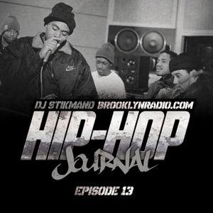 Hip Hop Journal Episode 13 w/ DJ Stikmand by Brooklyn Radio | Mixcloud