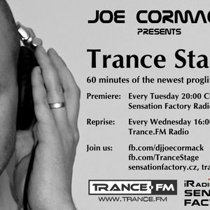 Trance Stage #025 with Joe Cormack