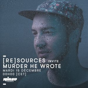 [re]sources invite Murder He Wrote - 15 Décembre 2015