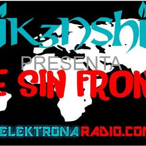Podcast Trance Sin Fronteras 014-25-7-2015-Mixed by Ayelen Bilevicius