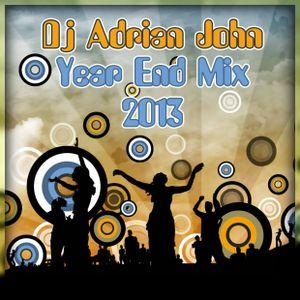 DJ Adrian John Year-end Mix 2013