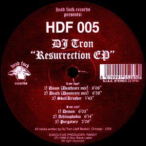 Tron - (Un)Lie-V.001 (Pure Acid Mixtapes - 2001)