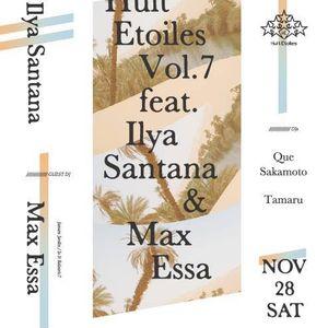 Ilya Santana Special promo mix Vol.1 for Huit Etoiles.