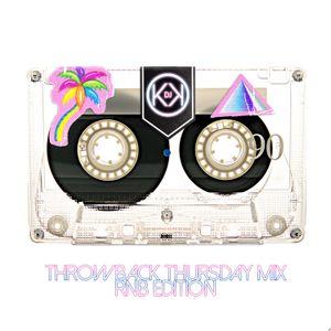 DJ KK - RnB #ThrowbackThursday Mix