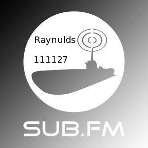 Sub FM - 27th November - Covering for Wascal