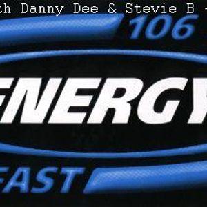 Club Energy on Energy 106 with DJ's Danny Dee & Stevie B - 29th Dec 2001