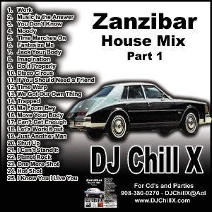 Best of 80 39 s house music zanzibar part 1 by dj chill x for Zanzibar house music