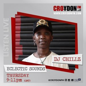 DJ Chillz Eclectic Sounds 11:10:18