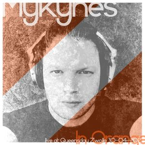 Mykynes In Session #005 (In Orange) Dutch Queensday live mix 30-04-2012