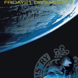 Fabio, LTJ Bukem and Goldie @ All Star Logical Progression, Ministry of Sound, London 30 December 07
