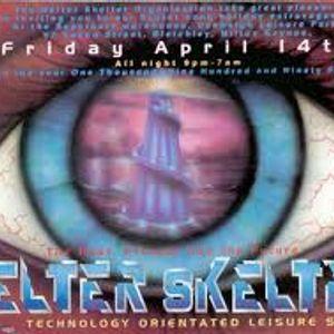 Dj SS Helter Skelter Past,Present & Future 25.11.94