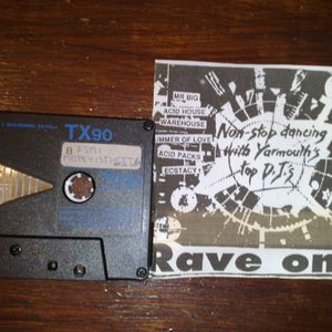 Dj Dance Piracy Is Theft Volume.6  Studio Tape 9th May 1991
