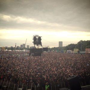 Youth & Jon McClure's DJ Mix, Main Stage, The Libertines, Hyde Park 2014