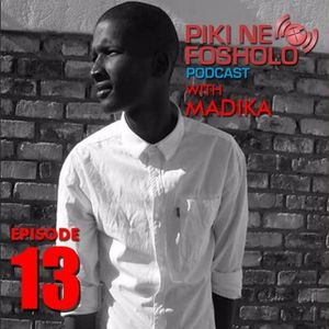 PNF Podcast Featuring Madika Episode 13