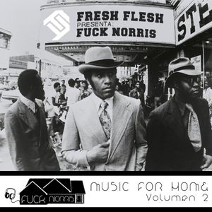 """FUCK NORRIS """"MUSIC FOR HOME VOL.2"""""""
