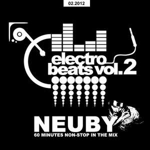 DJ Neuby - Electro Beats Vol.2 --02.2012