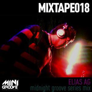 MGR MIXTAPE018 - Elias AG - Midnigh Groove Series Mix