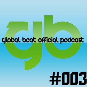 Dj Mandys - Global Beat Official Podcast 003
