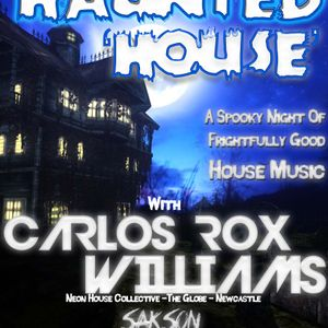 Carlos Rox's Haunted House Promo