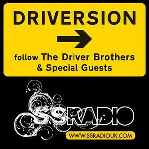 Driversion radio show w/ guest KATE ELSWORTH (27th/07/2012)
